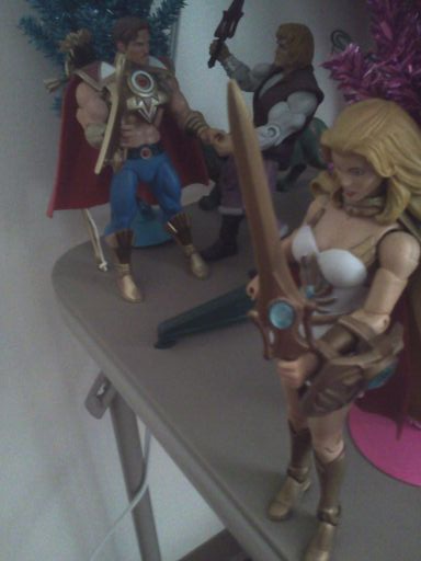 4M masters of the universe classics